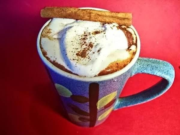 Sugar And Spice Hot Chocolate Recipe