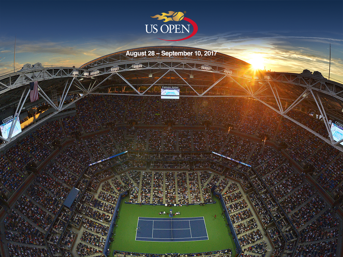 US Open Tennis Championships 2017 - screenshot