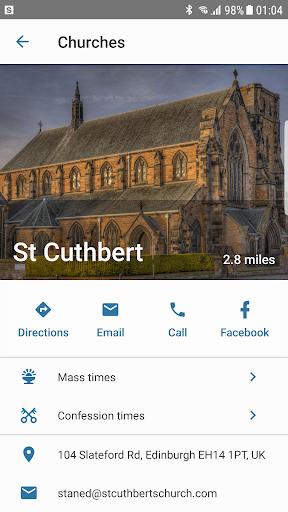 The Catholic App 6.300 screenshots 2