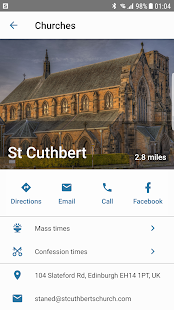 The Catholic App for PC-Windows 7,8,10 and Mac apk screenshot 2