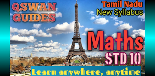 10th Maths Guide Tamil Nadu (New Syllabus) - Apps on ...