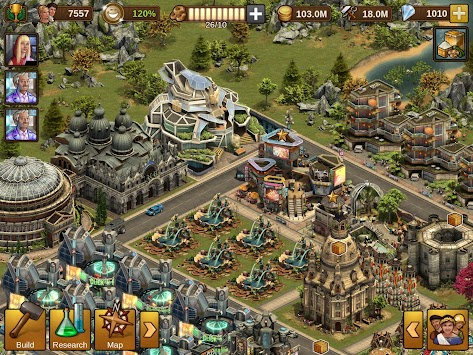 Forge Of Empires APK screenshot thumbnail 13