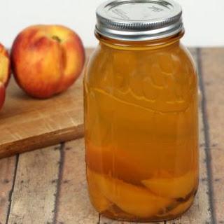 Peach Moonshine.