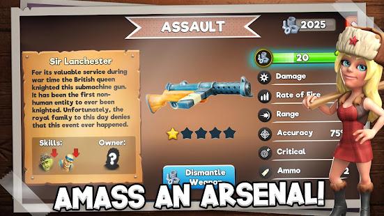 Survival City – Zombie Base Build and Defend 5