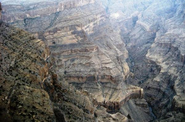 Grand Canyon de Omã