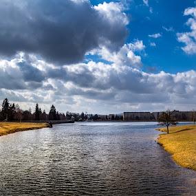 by Jarda Chudoba - Landscapes Cloud Formations