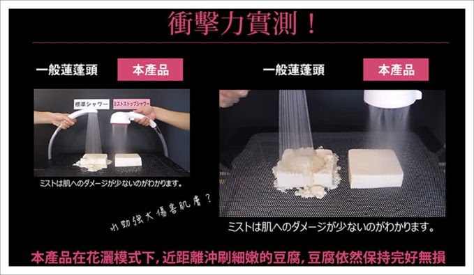 SANEI三榮花灑Mist柔淨膚節水蓮蓬頭-霧化水流