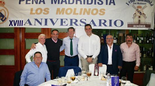 La Peña Madridista de Los Molinos se hace mayor y cumple los 18 años