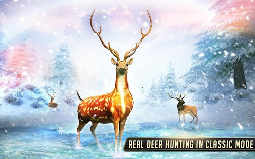 Classic Deer Hunting Game 2018 - náhled