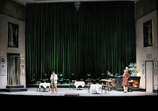 Photo: WIENER STAATSOPER: DON PASQUALE. Inszenierung: Irina Brook. Premiere: 26.4.2015. Copyright: Barbara Zeininger.