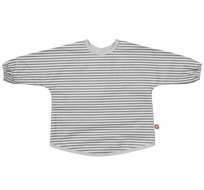 Franck & Fischer dirt grey stripe apron