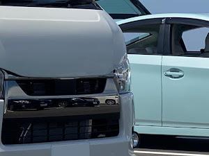 ハイエース TRH200Vのカスタム事例画像 S H I N C H A Nさんの2020年11月11日14:06の投稿