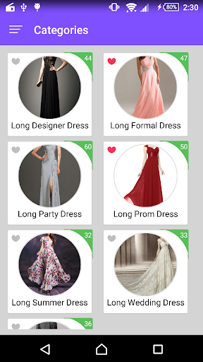 Long Dress Designs