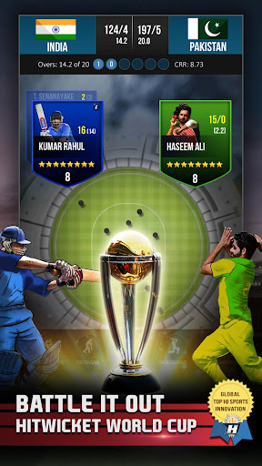 Hitwicketu2122 T20 Cricket Game 2018  gameplay | by HackJr.Pw 17