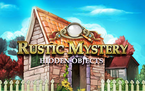 Hidden Objects: Rustic Mystery
