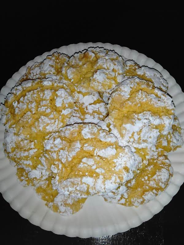 Lemon Delights Cookies Recipe