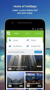 Wotif Hotels & Flights - náhled