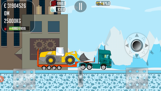Trucker Joe Mod Apk Download For Android and Iphone 6