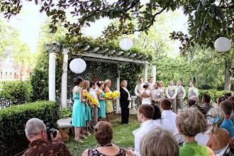 Photo: Wilhite House - 7/10 - Ceremony in Progress! photo complements Lori Monroe - http://WeddingWoman.net