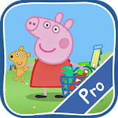 Peppa in the Supermarket PRO APK Descargar