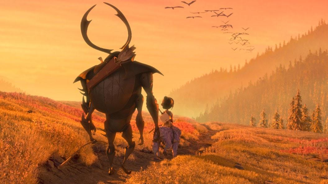 universal-pictures-animación-samuráis-cintas-para-niños