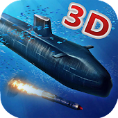 Submarine Navy War 3D