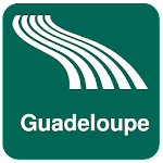 Guadeloupe Map offline Apk