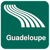 Guadeloupe Map offline