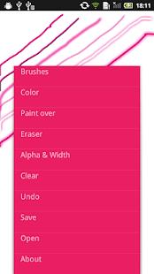 AndroPainter (Paint app)- screenshot thumbnail