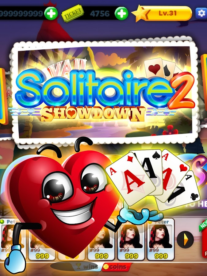 how to add friends to solitaire showdown
