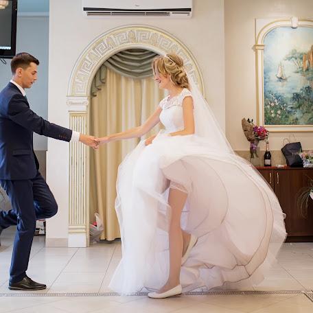 Wedding photographer Natalya Nikitina (Niki2014). Photo of 19.10.2017