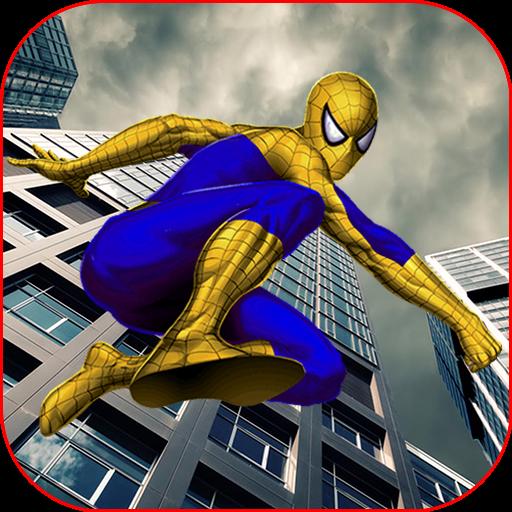 The Spider Master : Grand City Savior Icon