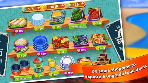 Cooking Fort - Chef Craze Restaurant Cooking Games screenshot 13