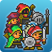 Pixel Heros -Idle clicker RPG