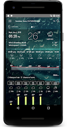 Weather Radar & Forecast Pro APK screenshot thumbnail 1