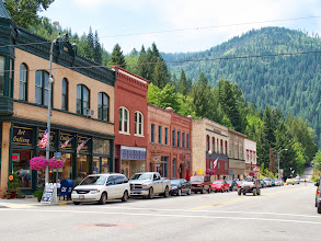 Photo: Wallace is always a favorite stop. How can it not be, look how picturesque it is!