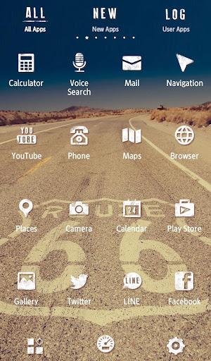 Stylish Theme-Route 66- 1.0.0 Windows u7528 3