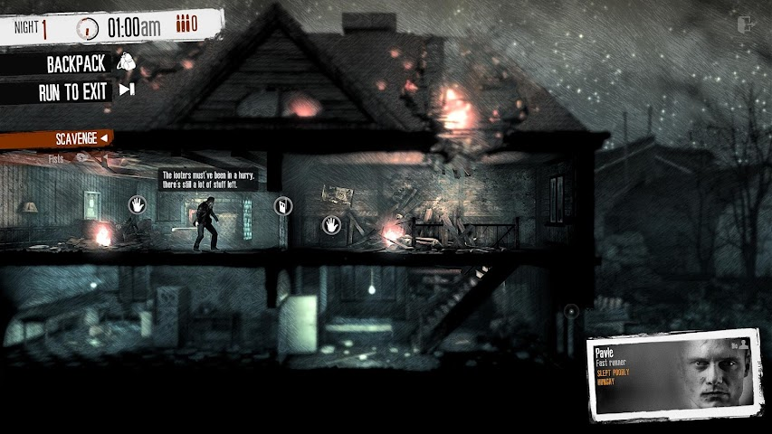 android This War of Mine Screenshot 1