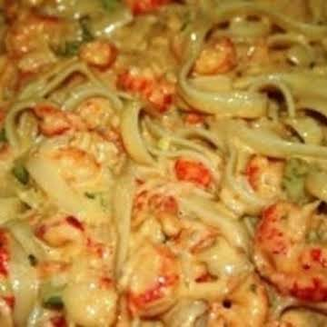Original Crawfish or Shrimp Monica