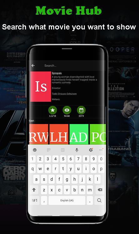 Movies Hub - Watch Box Office & Tv 1.4 Apk Download - com