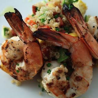Grilled Shrimp with Herbs Recipe