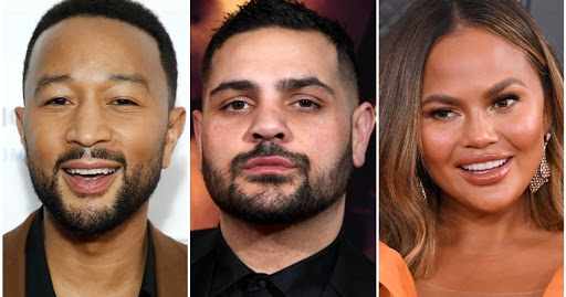 John Legend Insists Michael Costello 'Fabricated' Messages From Chrissy Teigen