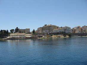Photo: Old part of town Corfu