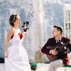 Wedding photographer Pavel Dzhioev (nitropasha). Photo of 14.04.2016