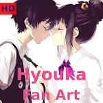 Hyouka Fan Art Icon