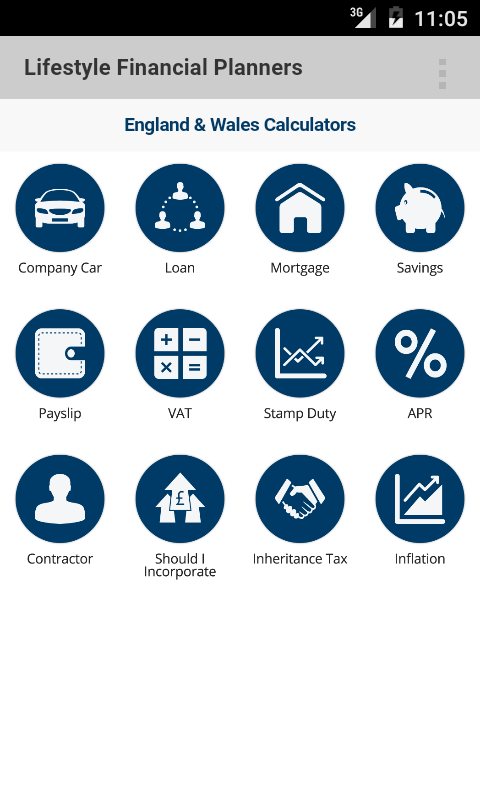 Lifestyle Financial Planners- screenshot
