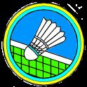 Badminton Tactics Board icon