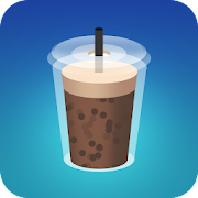 App Icon for Idle Coffee Corp App in France Google Play Store