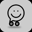 Best Waze GPS Live Map Guide icon