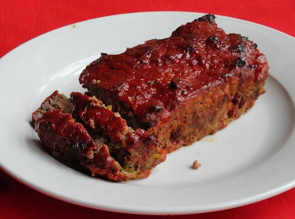 Meatloaf On The Grill Recipe